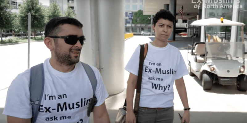 INSANITY: Another reason to boycott Houston's Hilton Hotel … [video]