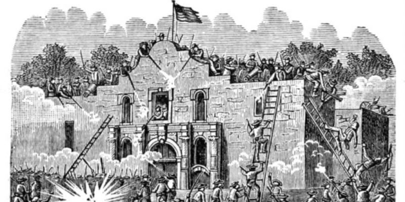 "Alamo Defenders No Longer Deemed ""Heroic"""