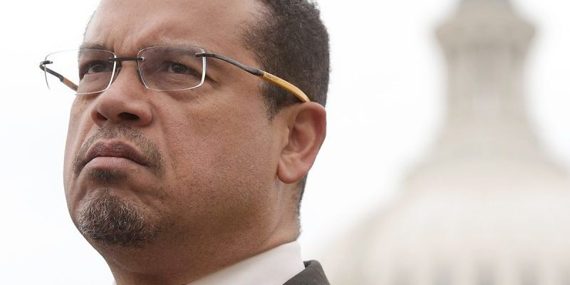 New Petition Demands Keith Ellison's Accusers be Allowed to Testify Before Congress