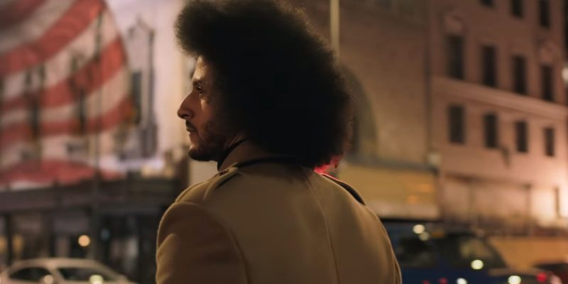 What's Sad Is The Nike Spot Starring Colin Kaepernick Would Have Been Terrific…