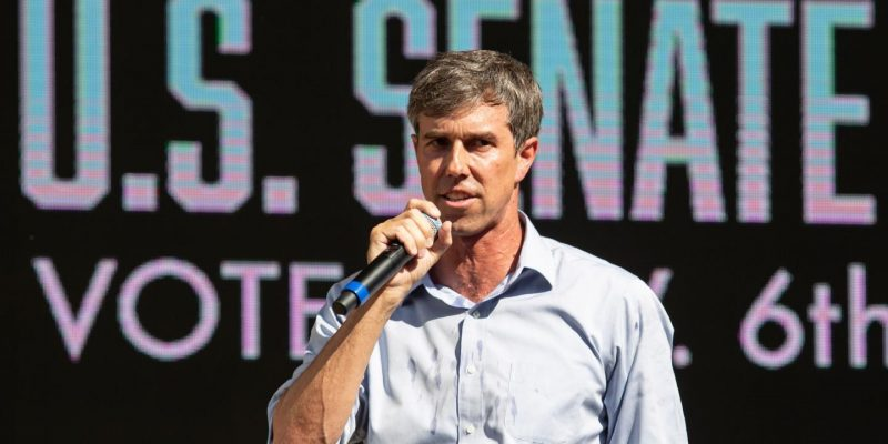 "The hits just keep coming: Beto bashes police calling them ""new Jim Crow"" [video]"