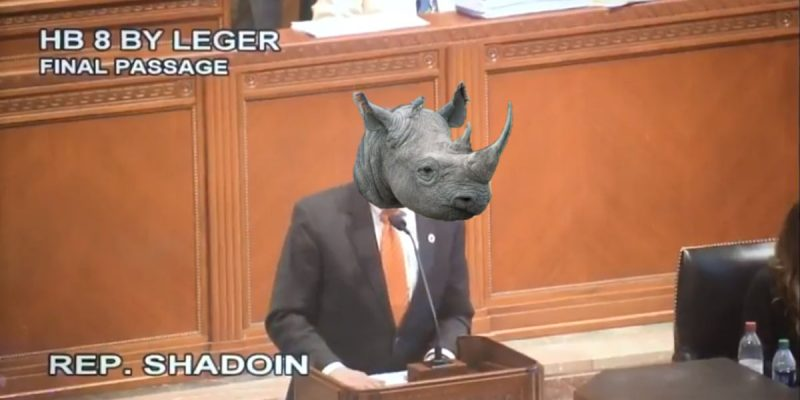 (UPDATED) It Looks Like We'll Soon Be Rid Of Louisiana's Worst RINO Legislator…