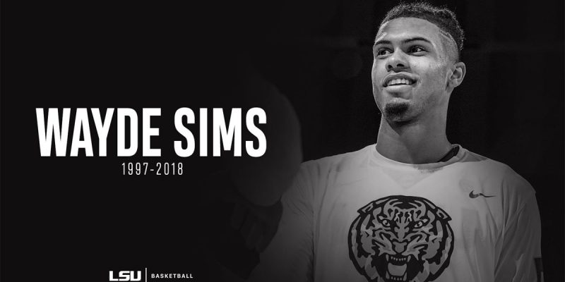 WHEN DOES IT END? LSU Basketball Player Wayde Sims Joins North Baton Rouge Body Count