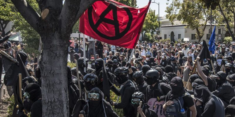 HOLTON: It's Time To Designate Antifa A Terrorist Organization