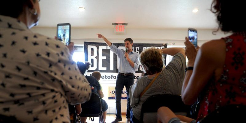 CROUERE: Beto Is As Phony As Barack Was