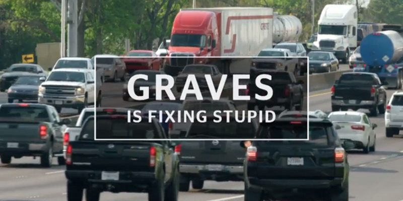 DOTD Is Not Happy With Garret Graves About His New TV Ad