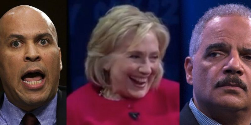 """Hillary Clinton: """"All black people look the same"""" [video]"""