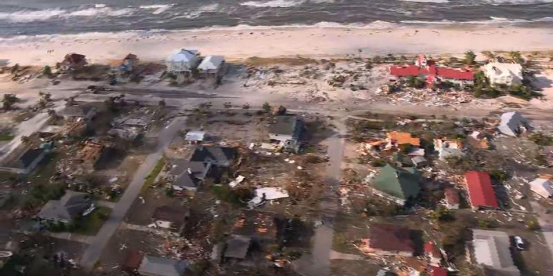 What Hurricane Michael Did To Mexico Beach, Florida Is Nothing Short Of Breathtaking