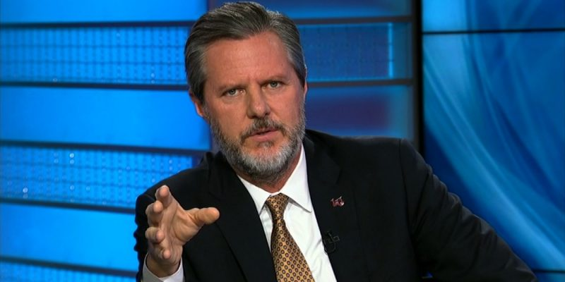 Jerry Falwell Jr.: Conservatives and Christians need to stop electing 'nice guys'