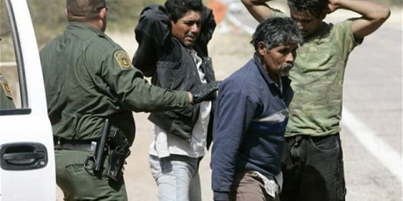 Central American Migrants Set Fire to Mexican Immigration Facility