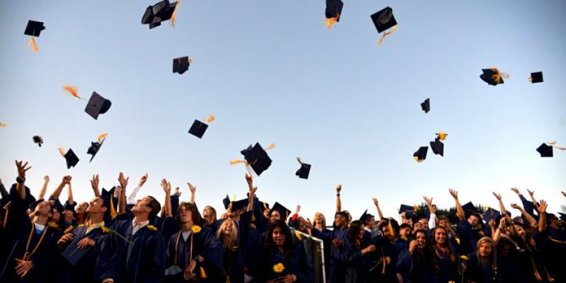 Three Louisiana schools earn top marks for 100 percent graduation rates