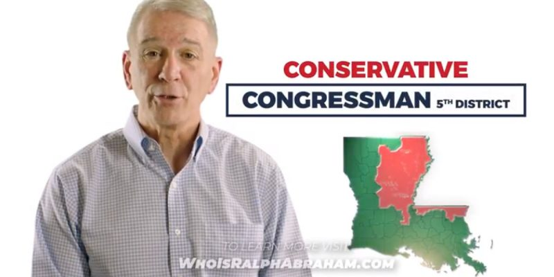 VIDEO: Who Is Ralph Abraham? Well, He's Here To Tell You