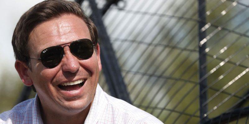 Last-Minute Florida Poll Has Great News For Scott, DeSantis