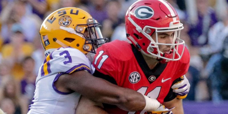 Nine Thoughts On A 9-3 LSU Season – THOUGHT SIX: Was LSU's Talent Maximized In 2018?