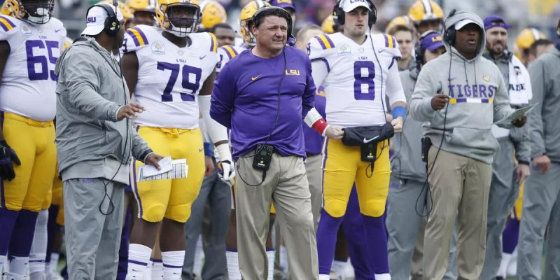 The LSU Fan Meltdown Over A Top Five Football Recruiting Class Is Silly