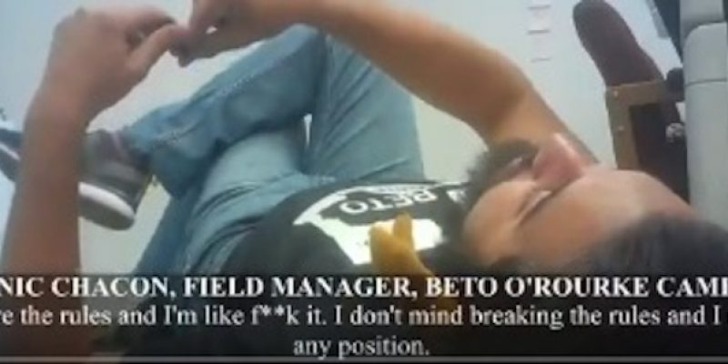 Beto staffers caught in election fraud, using donations to fund illegal migrant caravan [video]