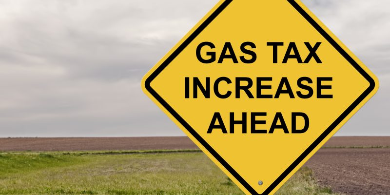 GURVICH: Passing A Gas Tax Hike Next Year Might Be The Worst Idea Possible