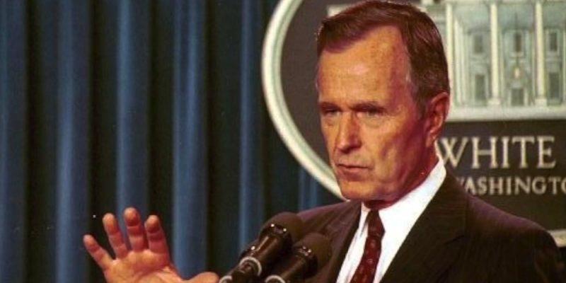 BAYHAM: George H.W. Bush Was A Gentleman And A President