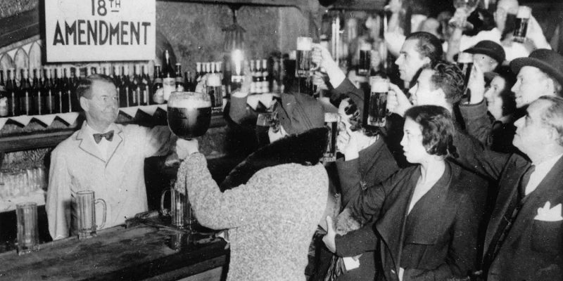 It's Prohibition Repeal Day: Texans Still Grapple With Alcohol Enforcement Woes