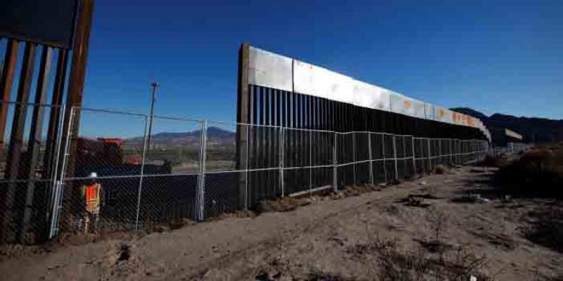 Poll: Support for border wall growing, GoFundMe raises $11.7 million in 4 days