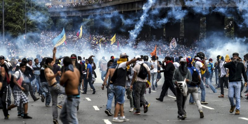 This is the horror of socialism in Venezuela [video]