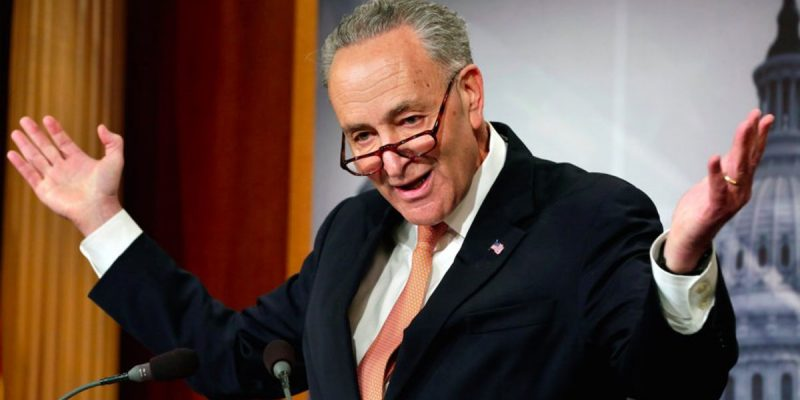 VIDEO: We're So Old We Can Remember When Chuck Schumer Was A Border Hawk