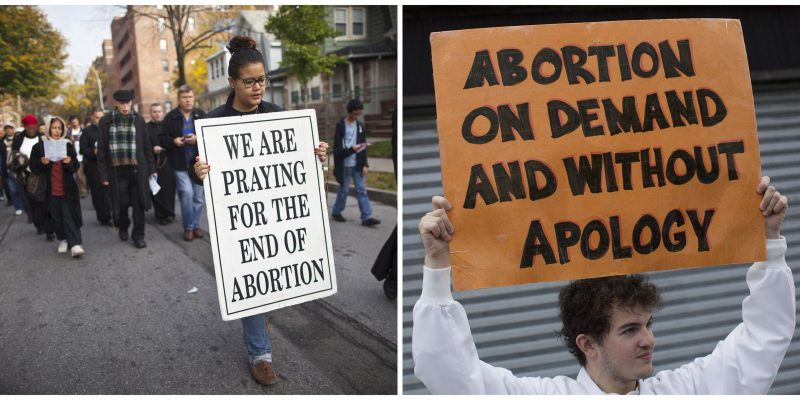 SICK: New York Bill Would Allow Abortion Until Birth