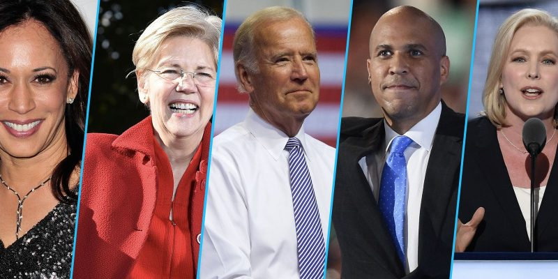 Clown Car 2020: Warren, Castro, Gabbard, Gillibrand And More