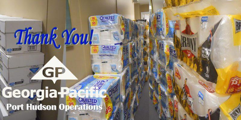 Massive Layoffs At Georgia Pacific's Baton Rouge-Area Paper Plant