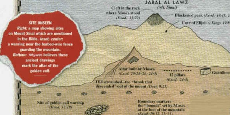 Report: Saudi government to bulldoze alleged location of Biblical Mt. Sinai