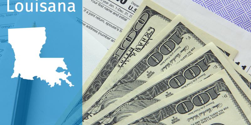 1st-quarter state tax collections in Louisiana reach $2.6 billion, Census Bureau reports