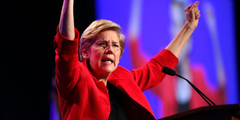 Elizabeth Warren Doesn't Like People Who Cheat To Get Into College