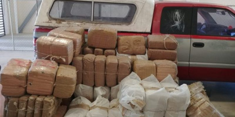 Mexican Cartels at Heart of Border Crisis, one illegal caught bringing in enough drugs to kill 56 million people