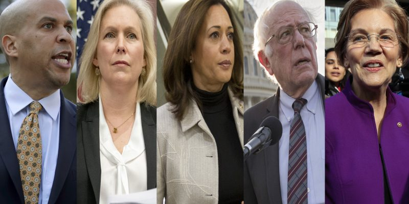 Clown Car 2020 Update: Bernie, Harris, Warren, Booker And More