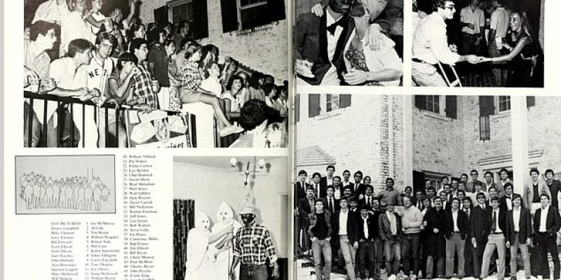 Blackface lynching photos emerge from UNC Chapel Hill 1979 graduation yearbook of NC Gov. Roy Cooper