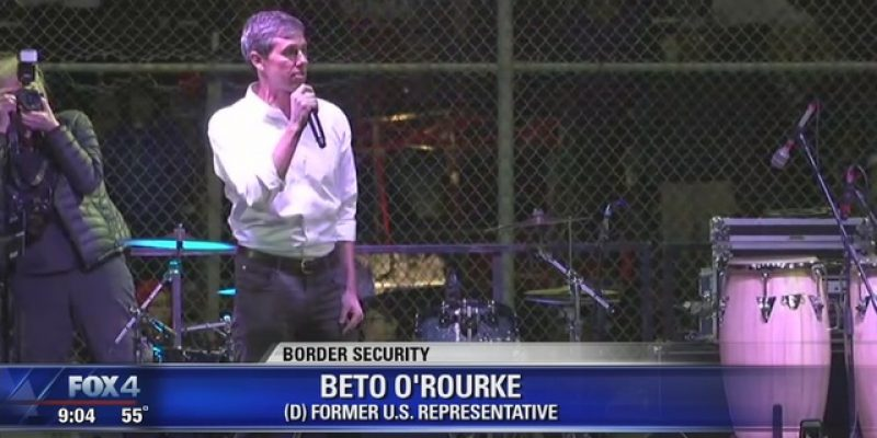 More on Beto and his actual WALL [video]