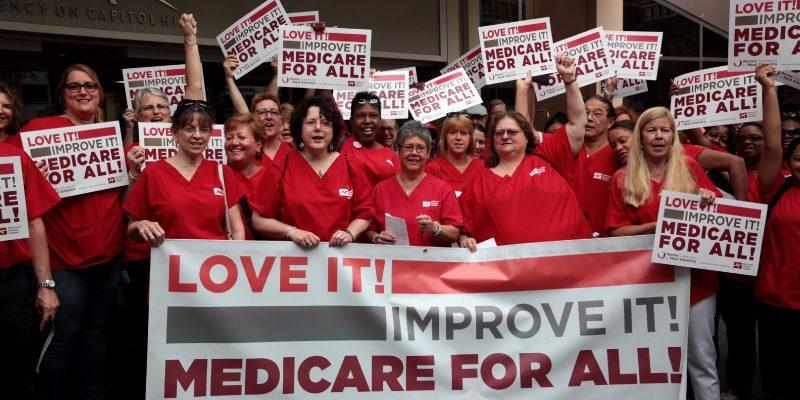 Despite trillions in estimated costs, House Democrats file 'Medicare for All' measure
