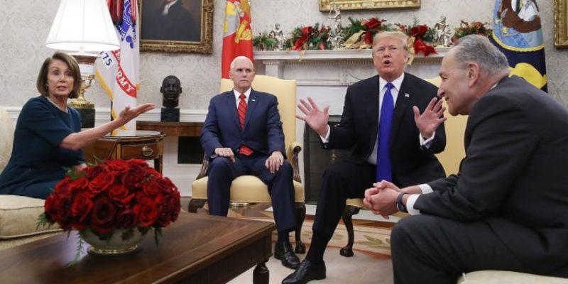 Trump Set To Sign Funding Bill, Declare Emergency For Wall