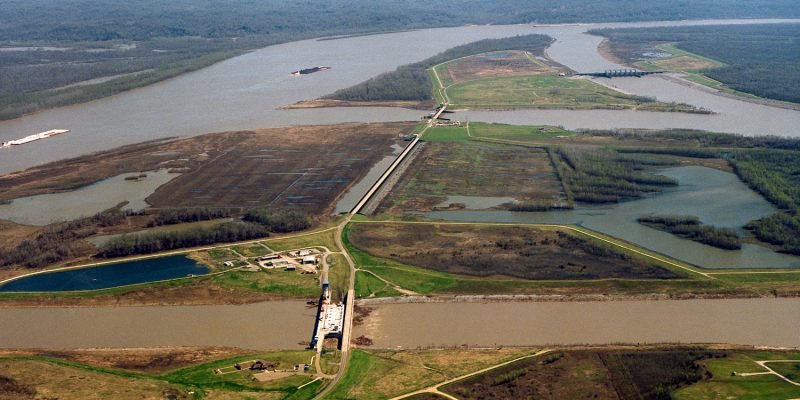 GATES: Mississippi Sues Feds Over Mississippi River