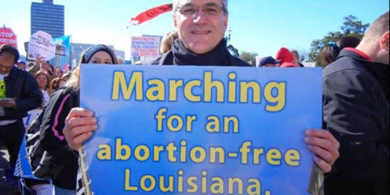 Louisiana Abortions Hit 10-Year Low