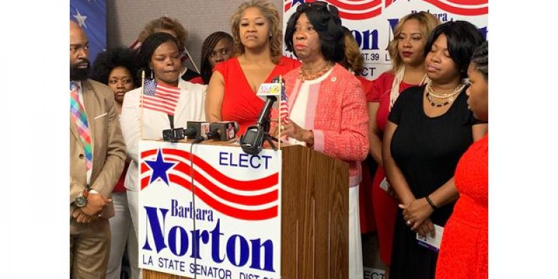 Barbara Norton Announces State Senate Campaign
