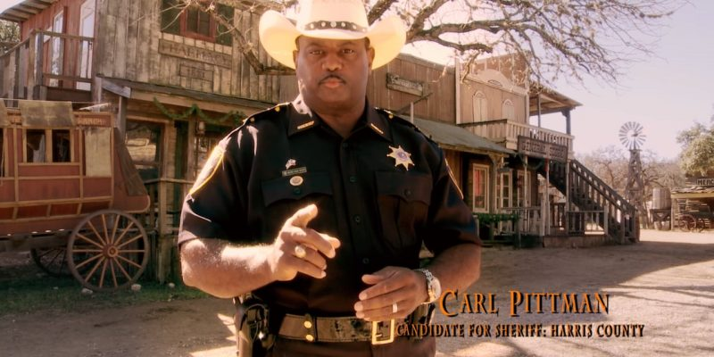 Texas Mourns Loss Of Marine, Cop, Sheriff Candidate Carl Pittman