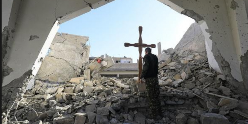 Christians living in Islamic-majority countries '143 times more likely' to be killed by an Islamist than vice versa