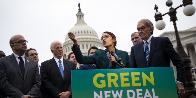Report: AOC's Green New Deal could cost $93 trillion, $600,000 per household