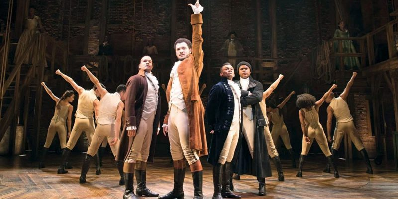 """WAGUESPACK: Lessons From Our Founding Fathers On Stage At """"Hamilton"""""""