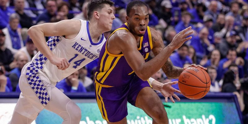 Javonte Smart Is Cleared To Play For LSU Today, But Will Wade Won't Be Coaching…