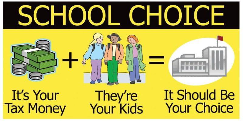 Senators, Congressmen Introduce School Choice Now Act