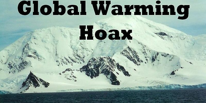 Greenpeace Founder: Global Warming Hoax Pushed by Corrupt Scientists 'Hooked on Government Grants'