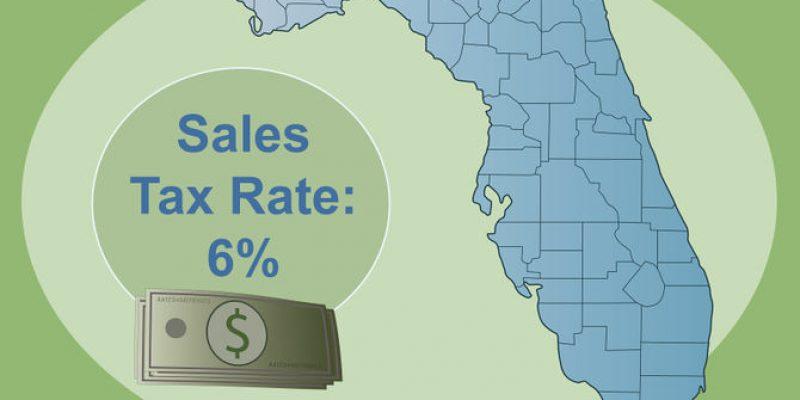 Florida ranks 22nd best on sales tax study