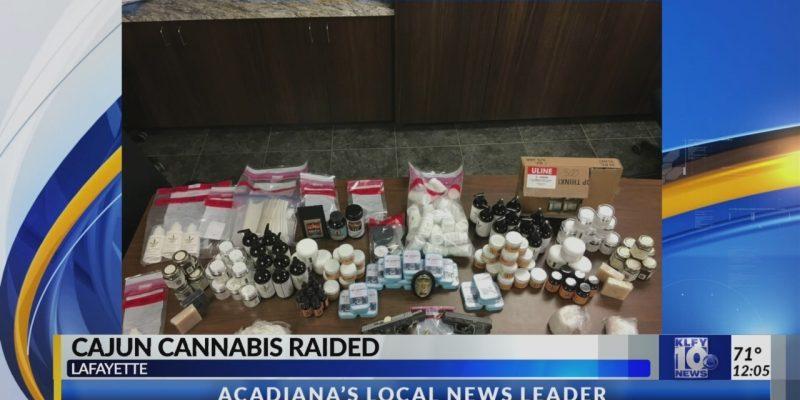 Cajun Cannabis Raid Is The Latest Example Of Louisiana's Failed War On Hemp And Marijuana